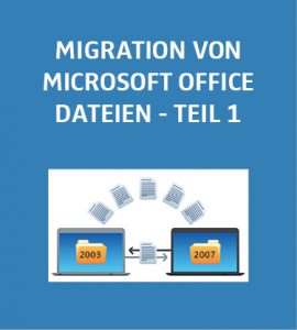 Effiziente migration von microsoft office dateibest nden teil 1 von 2 seal systems - Office de migration internationale ...