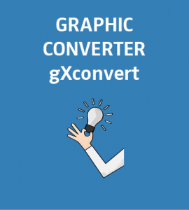 Blog-gXconvert-en-270x300 gXconvert – Graphical conversion
