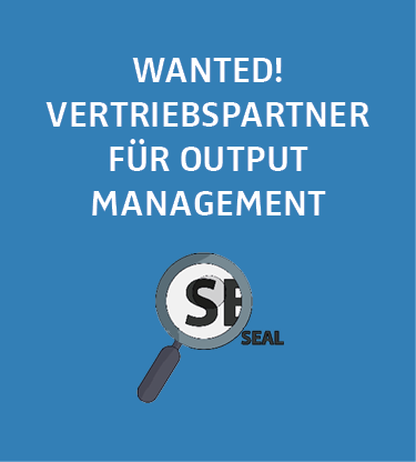 seal systems sucht vertriebspartner f r output management in europa. Black Bedroom Furniture Sets. Home Design Ideas