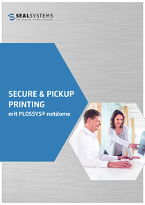 Titel White Paper Secure Pickup Printing