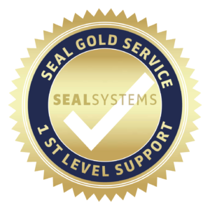 GoldSiegel-300x300 SEAL Gold Service