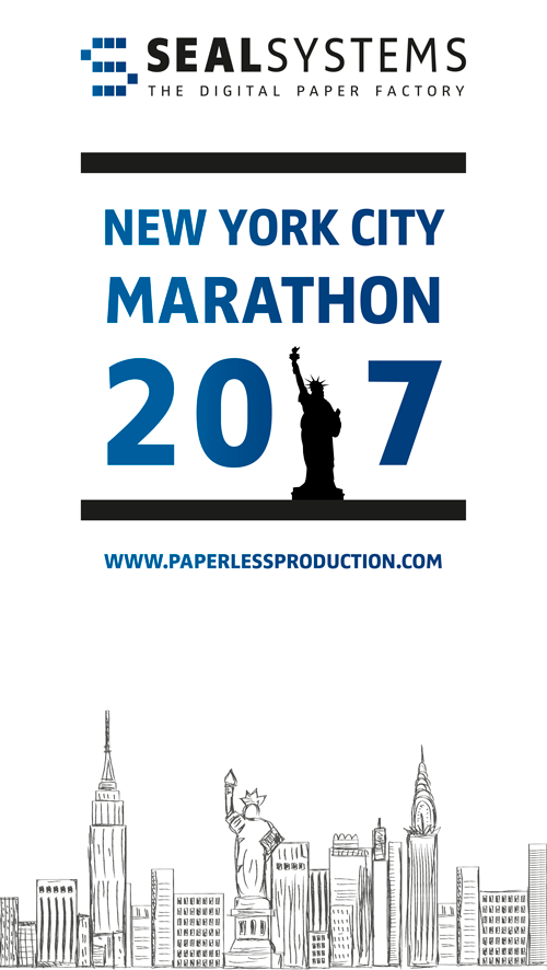 Seal_Shirt_hinten SEAL Systems beim New York City Marathon 2017