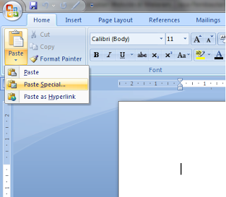 Paste-Options-v3 Archiving an Office Document with Embedded Files in PDF/A Format