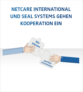 Blog Netcare International und SEAL Systems gehen Kooperation ein